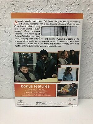 The Upside 2019  Authentic DVD Beware of Cheap Fakes sold as Rental Editions! 4