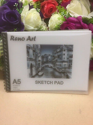 A5 Sketch Pad 140gsm Atrist Painting Art Paper Sketchbook  Drawing Craft Pastel 2