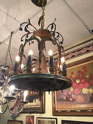 Antique Vintage Empire  Chandelier 2