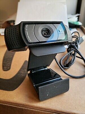 Used  Logitech C920 HD Pro Webcam 6