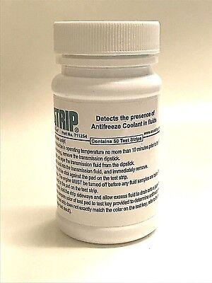 ACUSTRIP 711254 Transmission Fluid Test for Glycol Contamination  ATF Qty 50 3