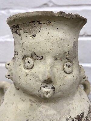 Ancient Nazca Figural Vessel Peru Inca Moche Nasca Precolumbian Artifact Pottery 3