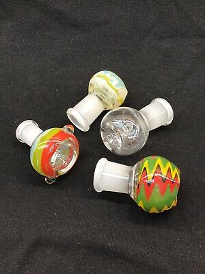 14mm 18mm Glass Slide Bowl For Bong Water Pipe Hookah ~~ BUY 2 GET 1 FREE ~~ 4