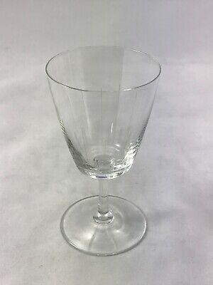 Weinglas Portweinglas mit Linienschliff 50 //60 Jahre