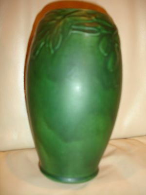"Rare Denver Denaura Lonhuda 7 1/4"" Pottery Vase"