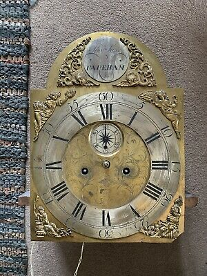Longcase Clock Early 19th Century 3