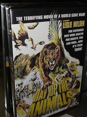 Day of the Animals / Something Is Out There (DVD) William Girdler, BRAND NEW! 5