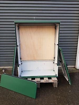 GRP Electric Enclosure, Kiosk, Cabinet, Meter Box, Housing (W800, H1064, D320)mm 4