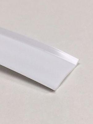 White 1 Vinyl Insert Molding Trim Cover Rv Boat Camper 5