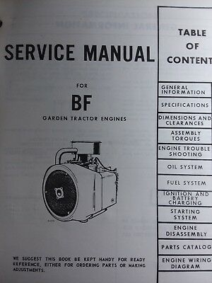 [SCHEMATICS_4ER]  ROPER RT-16T GARDEN Tractor Owner, Parts & Onan BF Engine Service (2 Manual  s)hp - $78.99   PicClick   Roper Tractor Wiring Diagram      PicClick
