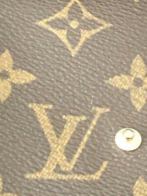 Louis Vuitton Mini Agenda Cover with Pencil Monogram Canvas 8