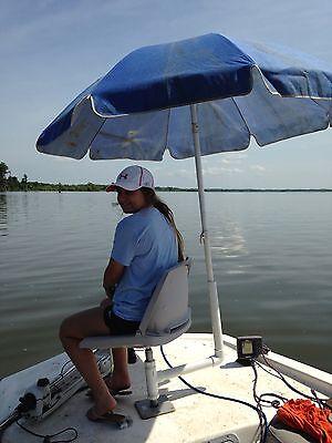 Ultra Boat Seat Umbrella / Fishing Rod Holder river ...   Bass Boat Umbrella