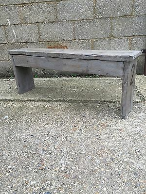 Rustic Up-Cycled Bench 7