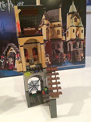 Lego Harry Potter 4757 Hogwarts Castle 100 Complete Instructions
