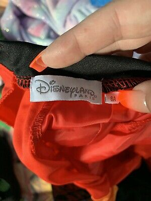 Disneyland Paris Incredibles Outfit Excellent Condition Worn Once Size 6 Years 2