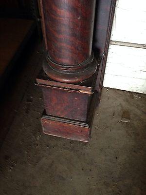Antique Oak Fireplace Mantle M 20 6