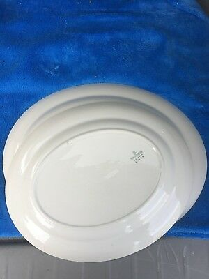 Homer Laughlin LADY ALICE Serving Platter Plates Tray Thanksgiving Antique 2