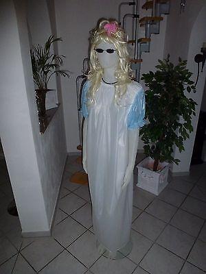 Neu Ultra Soft Pvc Nachthemd Pyjama Kleid Nightdress  L-Xxl  3Xl-4Xl 3