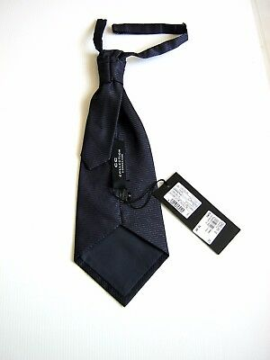 Corneliani Nuova New Plastron Cerimonia Sposo Ceremony Seta Silk Made In Italy 2