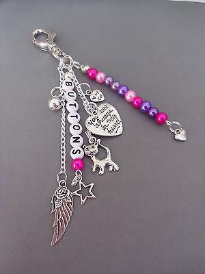 Loss of cat, key/bag charm, personalised free 4