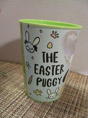 Valentine /& Patriotic Plastic 16 oz Details about  /Official Doug the Pug Cups Cups