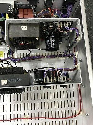 101-0049 DC Power Distribution For Matrix Asher Etcher Systems AWD-D-2-11-003 12