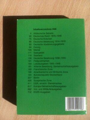 LEUCHTTURM DNK 1990 - Deutschland Briefmarken Katalog - RARITÄT