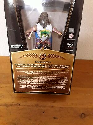 WWE Ultimate Warrior Defining Moments 2