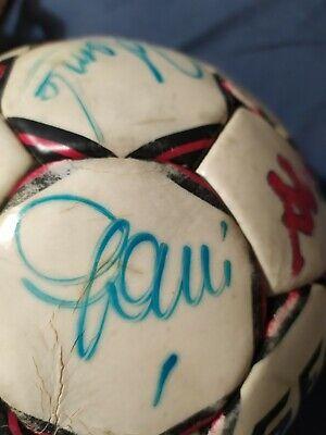 Pallone originale AC MILAN Select 1989/90 AUTOGRAFATO! 6