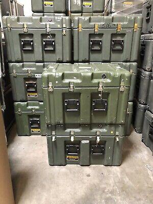 Pelican Hardigg Military Waterproof, Lockable Storage Footlocker *SPECIAL* 7