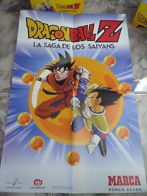 117 Dvd Dragon Ball Z Saga Saiyans Y Saga Freeza Completas+Poster+Caja Nuevo 4