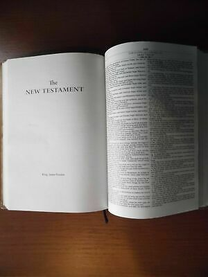 The Holy Bible King James Version Old & New Testaments, Black / GET FREE BIBLES 5