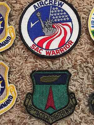 2 Of 4 Air Mobility Command 36th Tactical SAC JTF PP Force Europe