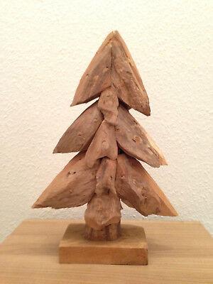 Weihnachtsbaum holz dekorieren