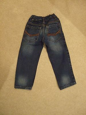 Boy's Jeans by Bluezoo and George Size 3-4 years 6