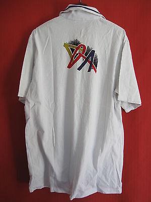 Shirt D50 Polo Jersey 80 L Adidas 's Vintage Tennis 8OXn0Pwk