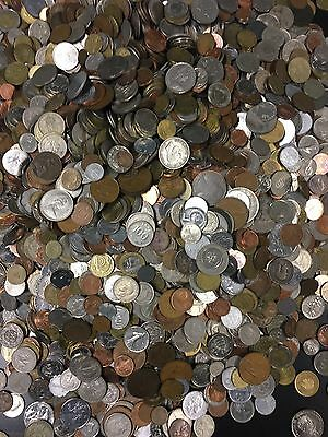 Bulk Lot 25 FOREIGN WORLD COINS No Duplicates in each Lots... 3