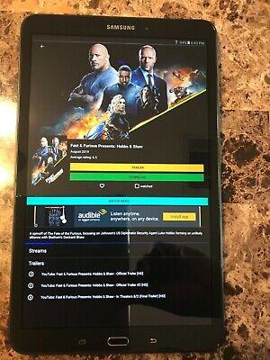 "Samsung Galaxy Tab A SM-T580 (10.1"", 16GB, 2GB RAM Wi-Fi) Tablet - Black (SM-T58 2"