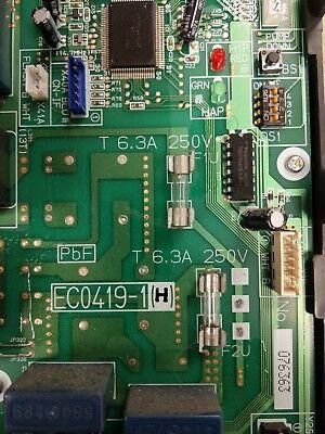Daikin Air Conditioning EC0419-1 (H) Control Board PCB PC 300268P RZQ100B8W1B 3
