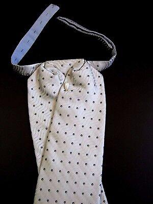 Luxury Valentino Nuovo New Plastron Cravatta Cerimonia Ceremony Seta Silk 2