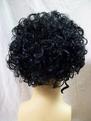 blue rm4946 Funky PUNK CHARACTER Wig