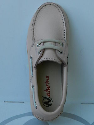 Naturino 3092 Chaussures Fille 26 Mocassins Ballerines Bateau Sandales Enfant 2