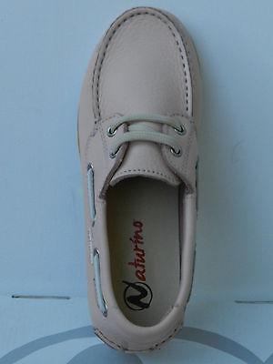 Naturino 3092 Chaussures Fille 31 Mocassins Ballerines Bateau Sandales Enfant 3