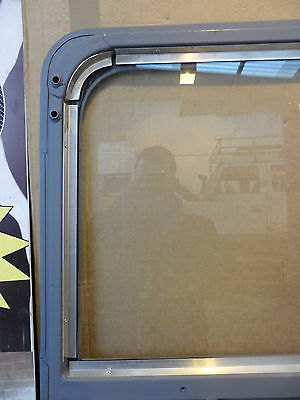 Bearmach Land Rover Glazed Rear Back Safari Door 90 110 Defender Series II III 3 10