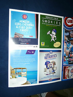 7 25 2015 PHOTOCOPY of TED'S SCORECARD CUBS COLE HAMELS PHILLIES NO HITTER NO NO 9