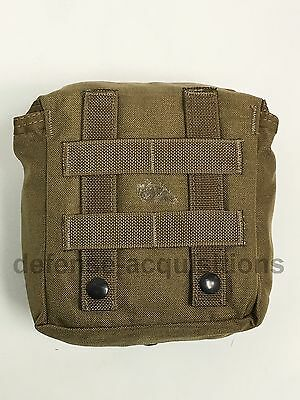 Military Issue USMC IFAK  First Aid Kit Utility Pouch Molle PARA-X