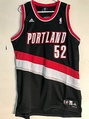 ... Adidas Swingman NBA Jersey Portland Trailblazers Greg Oden Black sz XL  2 •  14.99 9e4375c81