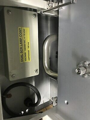 Gasonics Aura 2000-LL Plasma Asher Stripper Plasma Clean Dry Asher AWO-1-6 8