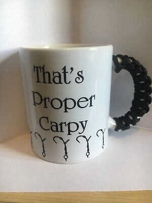 Thats Proper Carpy Carp Fishing Mug