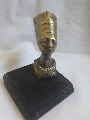 Egyptian Statue Queen Nefertiti  Art Decor Made In Egypt 5